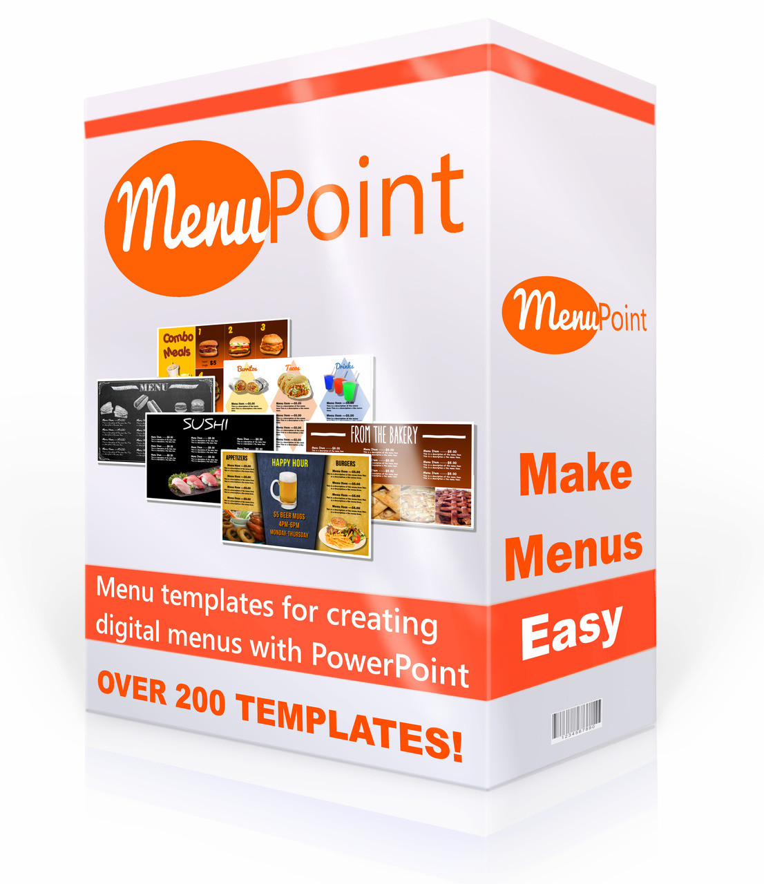 Download The Menupoint Complete Bundle