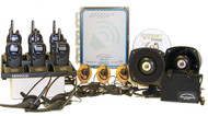 Audio Enhanced Drive Thru System, 6 unit package, Powered by Kenwood