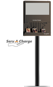 Video Charging Station with Stand