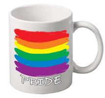PRIDE coffee tea mugs gift