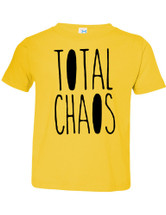 Total Chaos Fine Jersey Toddler T-shirt