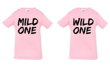 Mild One Wild One Fine Jersey Infant T-Shirt
