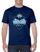 Men's T Shirt North Wall Winter Olympics Cool Tshirt
