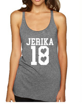 Women's Tank Top Jerika 18 Cool Top Trendy Tank