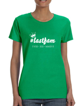 Women's T Shirt Lastfam Cool Trendy Tee Shirt