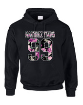 Adult Hoodie Martinez Twins 99 Flower Print Trendy Cool Top