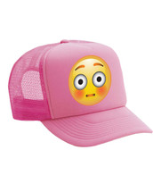 Emoji Shock Valucap Foam Trucker Cap