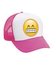Emoji Satisfied Valucap Foam Trucker Cap