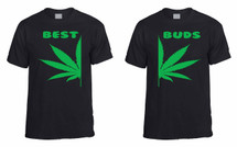 Best Buds couples gifts t shirt