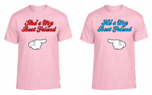 My best friend couples gifts t shirt