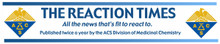 Buy an advertisement in The Reaction Times that will reach over 7,000 MEDI members! (Quarter Page)