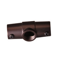 Ceiling Tee for 4150 Rod, Oil Rubbed Bronze