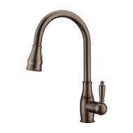 Caryl 2 Kitchen Faucet, Pull-Out Sprayer, Single Lever Handle, Oil Rubbed Bronze