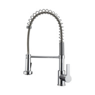 Niall 2 Kitchen Faucet, Spring, Pull-out Sprayer, Lever Handle, Chrome