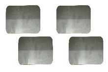 1999 to 2006 GM Stake Pocket Filler Plates