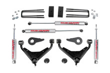 3IN GM Bolt-On Suspension Lift Kit (01-10 2500 PU/SUV)
