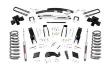 5in Dodge Suspension Lift Kit (94-02 Ram 2500 4WD V10)