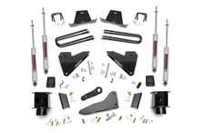 5in Dodge Suspension Lift Kit w/ Coil Spacers & Radius Drops (13-15 Ram 2500 4WD)