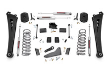 5in Dodge Suspension Lift Kit w/ Coil Springs & Radius Arms (14-19 Ram 2500 4WD)