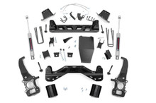 6in Ford Suspension Lift Kit (04-08 F-150 4WD) with Standard Kit