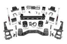 6in Ford Suspension Lift Kit (15-19 F-150 2WD)