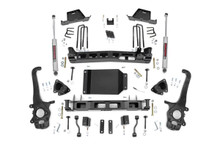 6in Nissan Suspension Lift Kit (04-15 Titan)