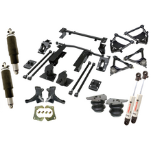 Air Suspension System for 73-87 C-10 complete system