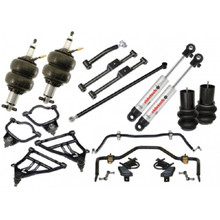 Air Suspension System for 67-70 Impala