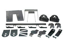Complete Torsion Truck Bag Bracket Kit