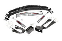 2IN GM Suspension Lift Kit (Chevy/GMC)(1988-91 3/4 Ton Suburban 4WD)