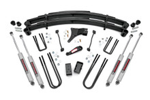4in Ford Suspension Lift Kit (1999 Ford F250/F350 Super Duty)