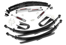 2in GM Suspension Lift System (56in Rear Springs)(1977-87 Chevy/GMC)(3/4-Ton Pickup/3/4-Ton Suburban)