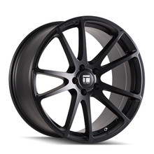 Touren TR03 Matte Black 17x7.5 5-114.3 40mm 72.6mm