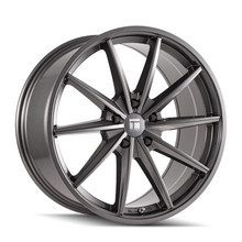 Touren TR02 Graphite 20x10 5-112 40mm 66.56mm
