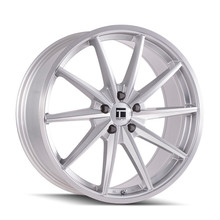 Touren TR02 Brushed Silver 20x10 5-120 40mm 72.56mm