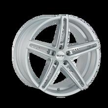 Touren TR73 Gloss Silver/Milled Spokes 18X8 5-120 20mm 74.10mm