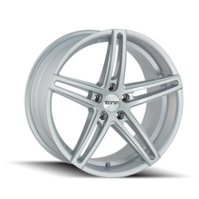 Touren TR73 Gloss Silver/Milled Spokes 20X8.5 5-120 20mm 74.10mm