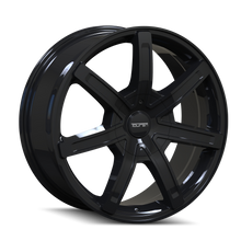 Touren TR65 Black 18x8 6-120/6-132 30mm 74.5mm