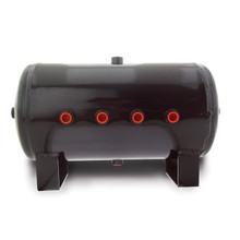 5 gallon 8 port air ride air tank