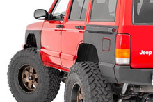 Jeep Front & Rear Quarter Panel Armor (84-96 Cherokee XJ)