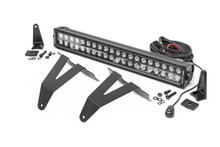 Dodge 20IN Led Hidden Bumper Kit (2019 Ram 1500)Black Series
