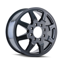 Mayhem 8101 Monstir Inner Black 22X8.25 8-165.1 127mm 116.7mm