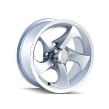 Ion Trailer Wheels 16 Hypersilver 14x6 5-114.3 0mm 83.82mm