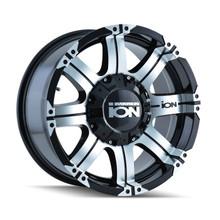 ION 187 Black/Machined 16X8 5-127/5-139.7 10mm 87mm