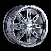 Ion 184 PVD2 Chrome 17X9 6-135/6-139.7 -12mm 108mm