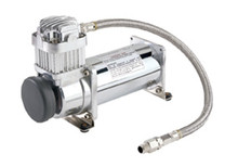 Viair 12v 350C Air Compressor Chrome - 150psi