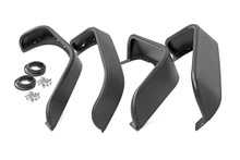 Jeep Tubular Fender Flares (07-18 Wrangler JK) Front and Rear