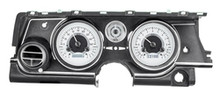 1963- 65 Buick Riviera VHX Instruments Silver and White