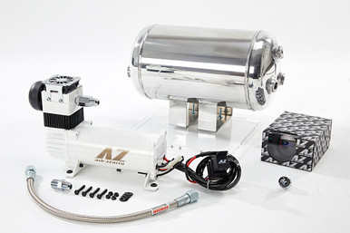 Air Zenith Single-OB2-White Deluxe Kit