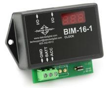BIM Expansion, Clock Module